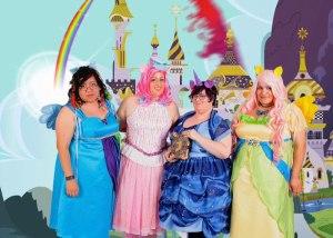 My Little Pony Gala Dresses