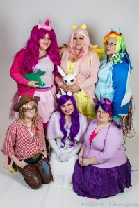 Group My Little Pony